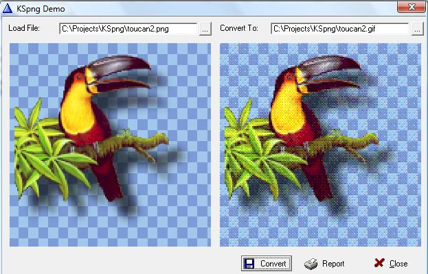 KSpng Class - PNG and TIFF format support for Clarion IMAGE control